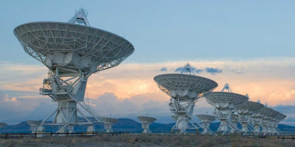 SETI Institute and National Radio Astronomy Observatory ...